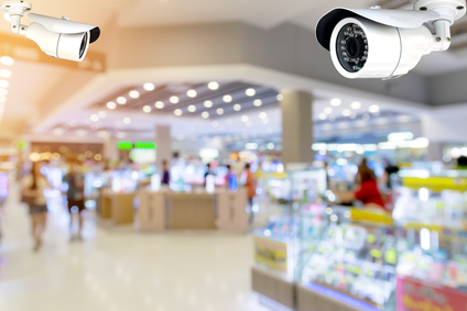 The Benefits of Mall Security Cameras